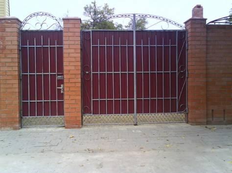 Ворота в ейске самые хорошие автоматические ворота