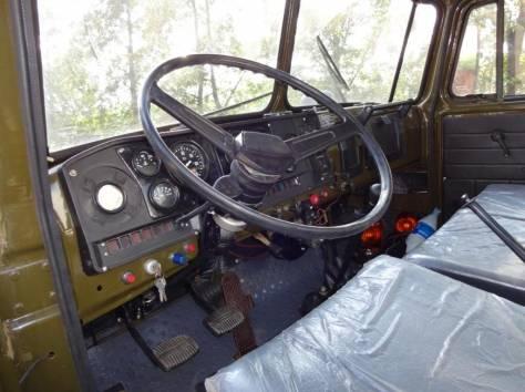 Машина вакуумная МВ-10 на Урале дв. ЯМЗ-238 новый с консервации с новой  цистерной, фотография 3