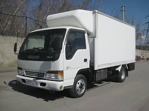 Перевозки грузов по Москве, МО и России., фотография 1