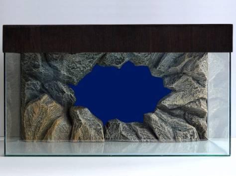 Декоративный задний фон для аквариума на заказ , фотография 4