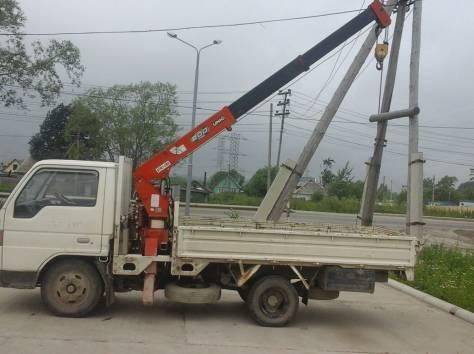 Услуги кран-манипулятора 2 тонны, фотография 1