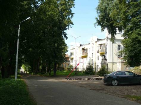 Продам 3-х комнатную квартиру на набережной Волги, Красноармейский бульвар, фотография 1