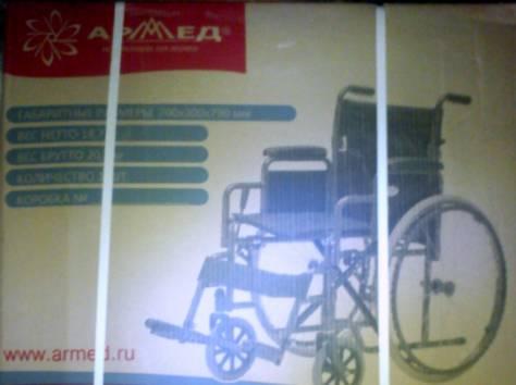 Кресло-коляска для инвалидов, фотография 1