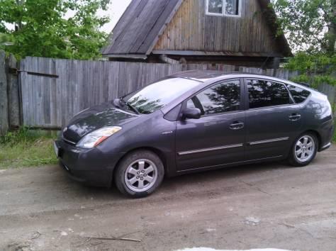 Toyota Prius, фотография 6