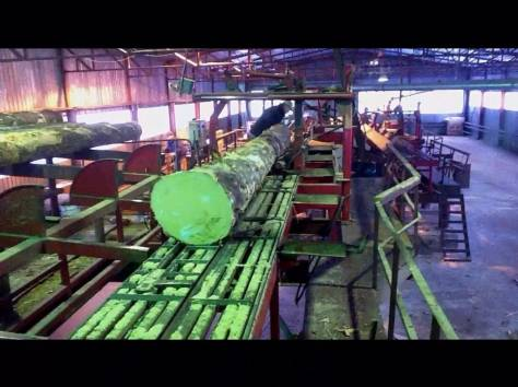 Деревообрабатывающий завод , фотография 1