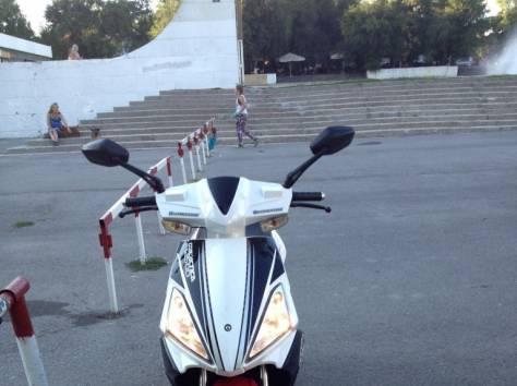 Новый скутер 125 кубов, производство: Россия, фотография 2
