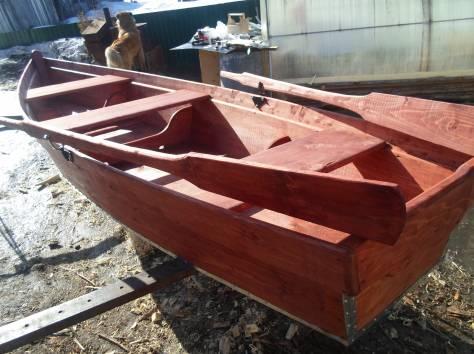 Лодка деревянная, фотография 3