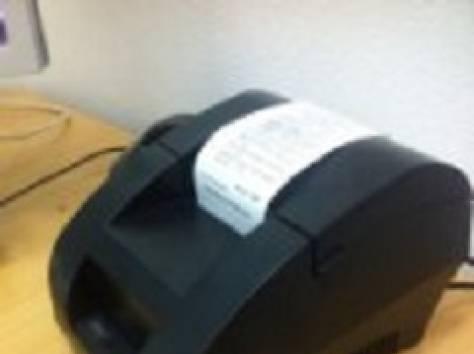 Принтер чеков, термопринтер, чекопечатающая машина., фотография 2