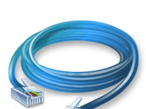 Работы с кабелем и настройка интернета на дому, фотография 6