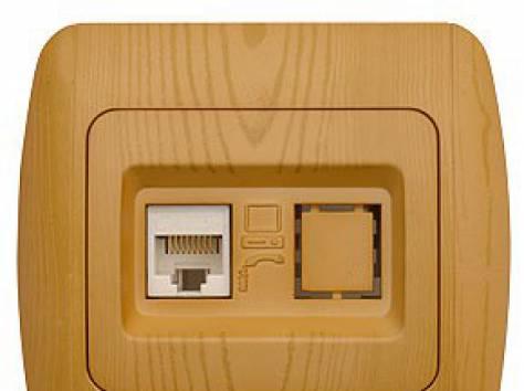 Работы с кабелем и настройка интернета на дому, фотография 7