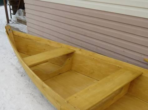 Лодка деревянная, фотография 4
