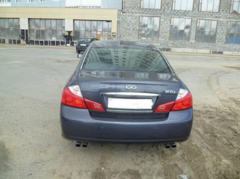 Продам Infiniti m35x 2008 года, фотография 4