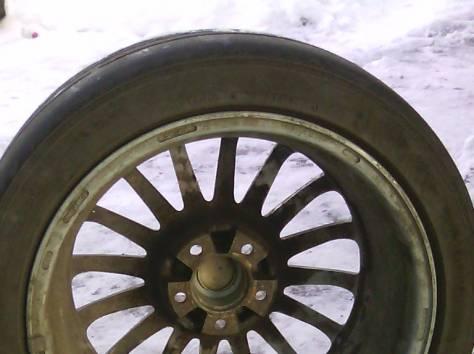 Продам диски вместе с шинами VolksWagen Jetta TDI, фотография 1