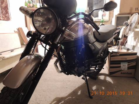 Дорожный мотоцикл RACER RC150-23 TIGER., фотография 5