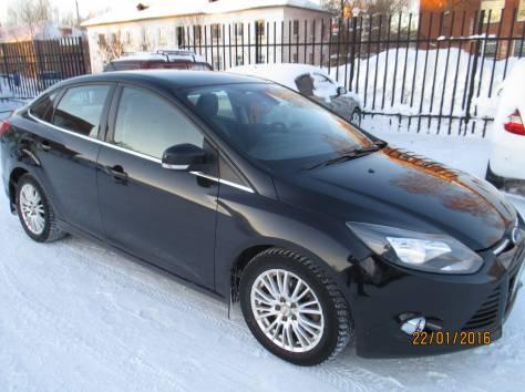 Фокус3, 2012г, седан, черный, 149л.с., 2л, автомат,, фотография 2