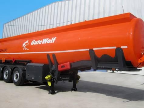 Изготовление бензовозов GuteWolf, фотография 1
