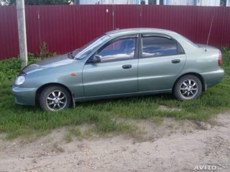 Продается Chevrolet Lanos,2007 год, фотография 1