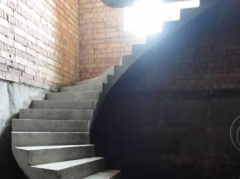строительство монолитных лестниц, фотография 5