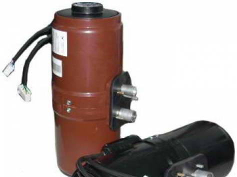 ПЖД, подогреватель двигателя, отопитель салона, фотография 3