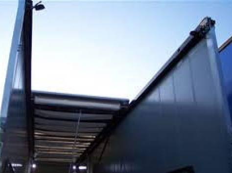Сдвижные крыши, фотография 1