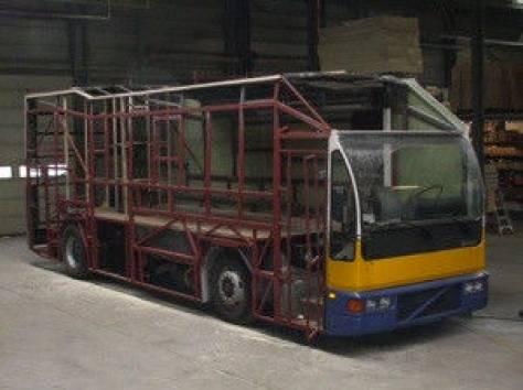 Кузовной ремонт автобусов, фотография 3
