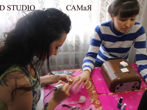 Курсы маникюра,наращивания ногтей, гель лак, фотография 2