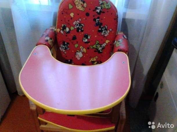 Детский стул для кормления, фотография 1