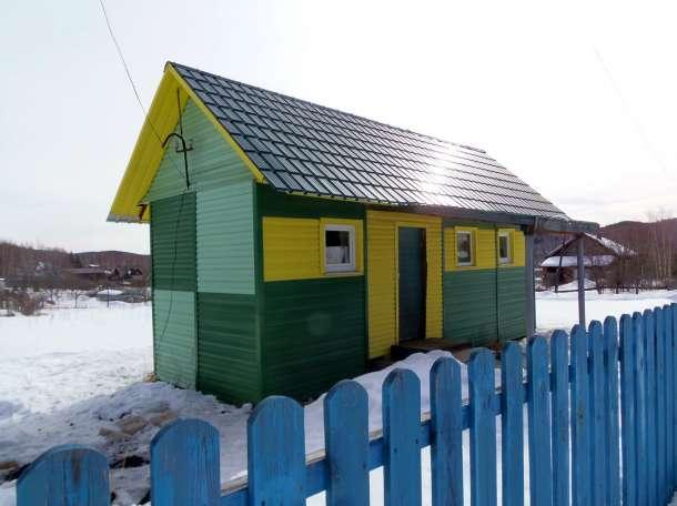 Срочно продам земельный участок с домом в поселке Слюдорудник, фотография 1
