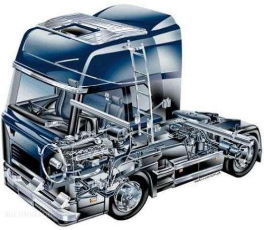 Запчасти для автомобилей МАЗ и двигателей ЯМЗ, фотография 1