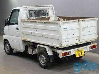 Микрогрузовик самосвал mitsubishi minicab truck, фотография 1