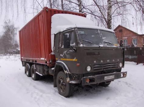 КАМАЗ 53212, фотография 1