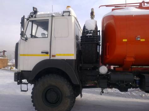Топливозаправщик МАЗ 6317х9 ,22440куб/, фотография 6