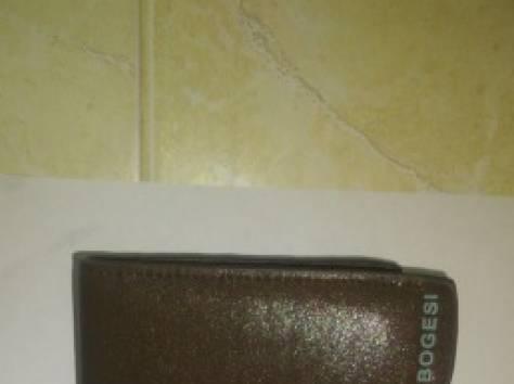Мужское портмоне, фотография 2