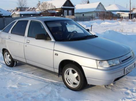 Продам ВАЗ 2112, фотография 4