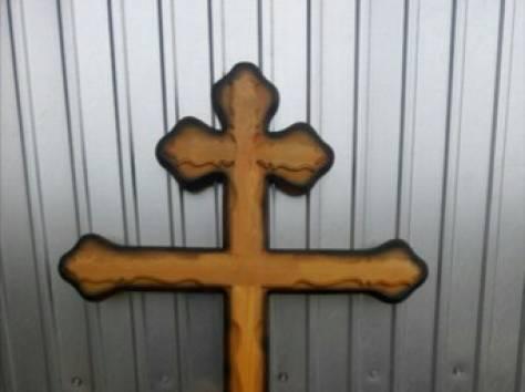 Изготовление заготовок гробов под обивку, крестов, мусульманских могильных досок , фотография 3