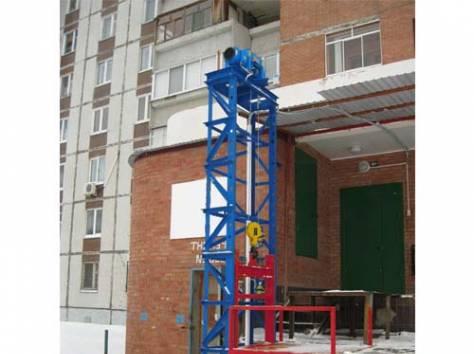 Подъемник грузовой ТИТАН консольный для предприятий общепита, фотография 1