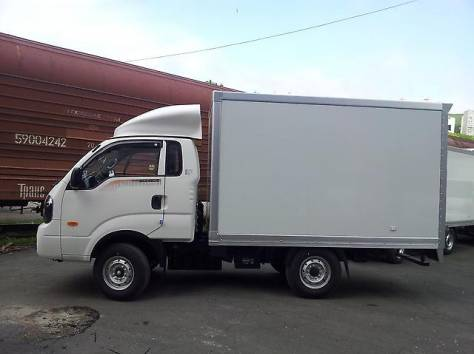 KIA Bongo III Грузовой-фургон.Новый.Кредит,лизинг., фотография 3