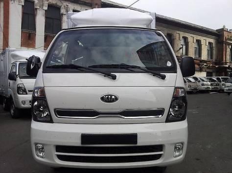 KIA Bongo III Грузовой-фургон.Новый.Кредит,лизинг., фотография 5