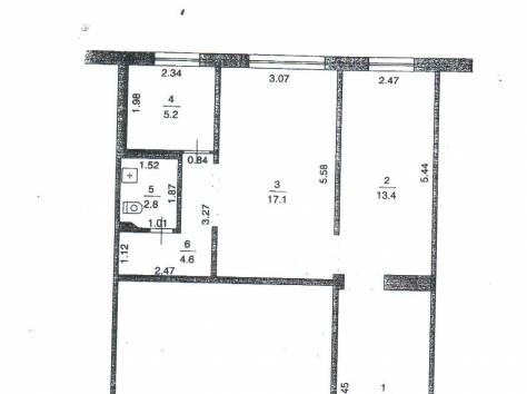 сдам 58 кв, под закусочную, бар, кафе, фотография 2