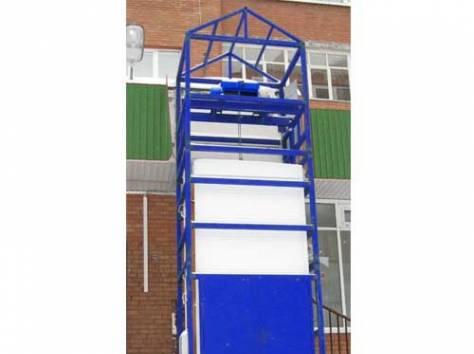Грузовой подъёмник ТИТАН для продовольственного магазина, фотография 1