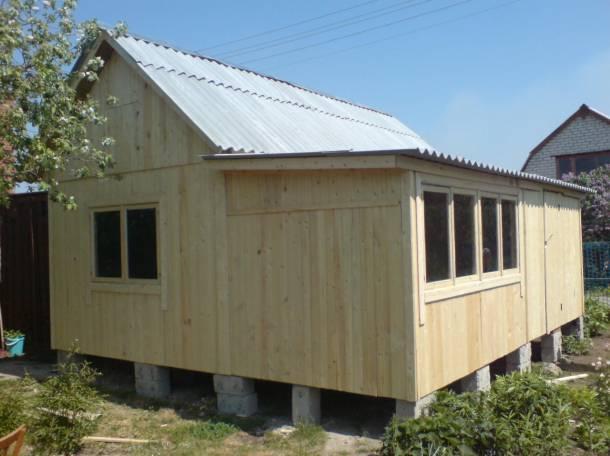 Сборно-щитовые дома, фотография 1