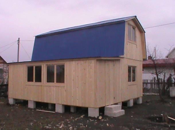 Сборно-щитовые дома, фотография 2