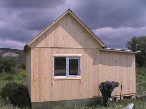 Сборно-щитовые дома, фотография 6