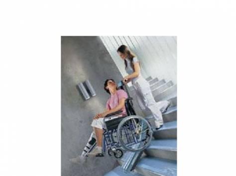 Мобильный инвалидный подъёмник , фотография 1