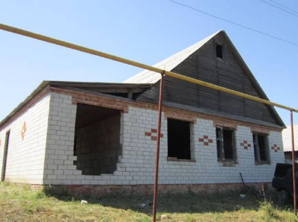 Продается недостроенный дом с. Погромец Волоконовский район, фотография 1