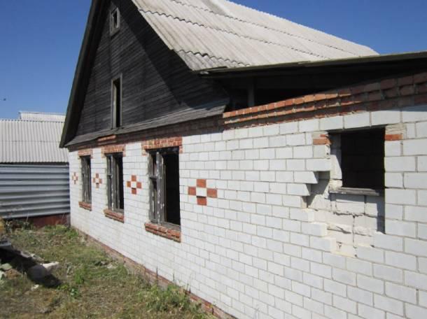 Продается недостроенный дом с. Погромец Волоконовский район, фотография 2