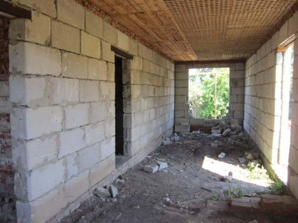 Продается недостроенный дом с. Погромец Волоконовский район, фотография 3