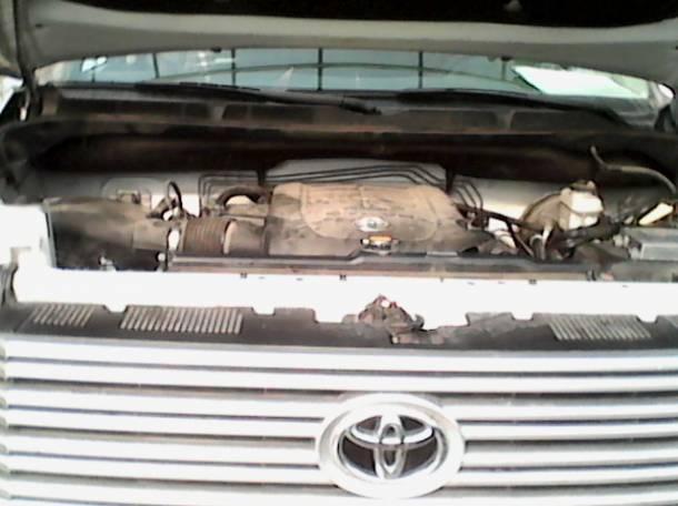 Установка ГБО Lovato на Toyota Tundra, фотография 2