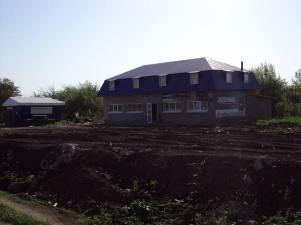 Здание на трассе Самара-Саратов 43 км возле Чапаевска, фотография 1
