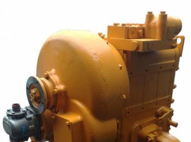 Ремонт гидромеханической коробки перемены передач для погрузчика Амкодор, фотография 1